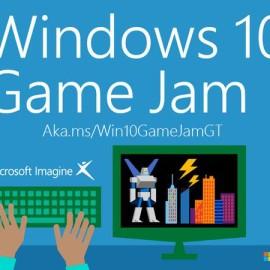 Juegos desarrollados en el Windows 10 Jam